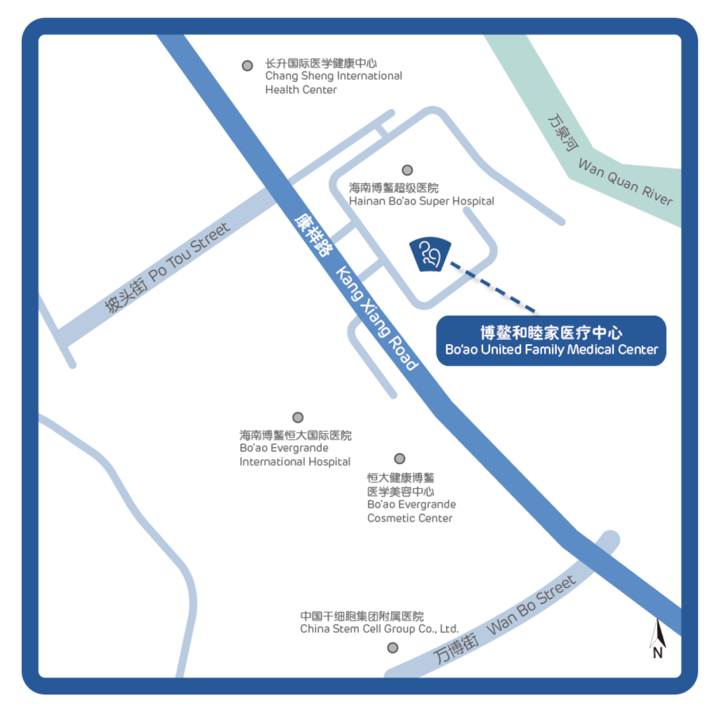 Boao Map